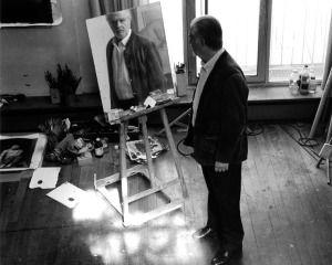 Botero Studio Mirror